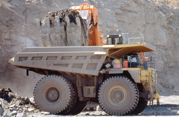 Here Is a Puzzling Question - How Big Is a Mining Truck?
